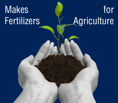 Makes Fertilizers for Agriculture
